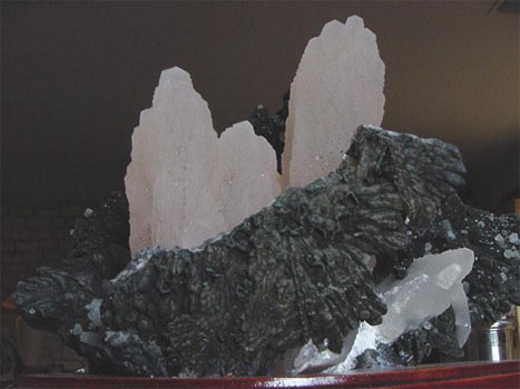 Igneous Rock and Crystals